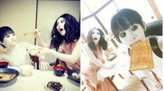 Instagram Hantu Jepang - Wah, Mahluk Halus di Film Ju-on Juga Eksis Media Sosial Loh!