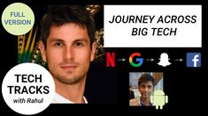 Interview with a Facebook/Google/Snapchat/Netflix Engineer and Manager (... Android Video, Snapchat, Netflix, Interview, Engineering, Management, Facebook, Videos, Google