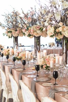A Spring Magnolia Wedding At The Four Seasons Hotel Toronto - Wedding Decor Toronto Rachel A. Clingen Wedding & Event Design