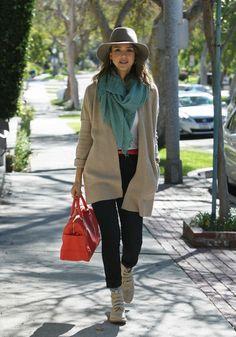 ジェシカ・アルバ|hide 「Celebrity Fashion Style」