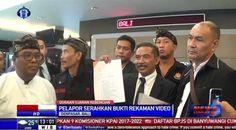 Komponen masyarakat Bali melaporkan Rizieq Shihab ke polisi karena ujaran kebencian #NewsUpdate