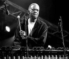 bobby hutcherson images | Easily one of jazz's greatest vibraphonists, Bobby Hutcherson ...