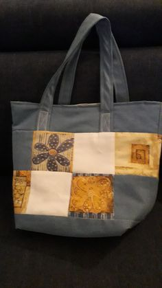 Tote Bag, Bags, Fashion, Scrappy Quilts, Handbags, Moda, La Mode, Carry Bag, Dime Bags