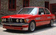 #62 of 533 Built: 1979 BMW Alpina B6