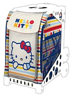 Zuca Hello Kitty Good Sport Sport Insert Bag (Bag Only) //Price: $95 & FREE Shipping // World of Hello Kitty https://worldofhellokitty.com/product/zuca-hello-kitty-good-sport-sport-insert-bag-bag-only/    #giftshop