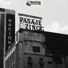 #SabíasQue Las primeras escaleras mecánicas de Caracas se instalaron en el edificio Pasaje Zingg primer centro comercial caraqueño en 1953.  #Venezuela #Curiosidades #VenezolanosEnElExterior #VenezolanosEnEspaña  Foto cortesía:  @andresicob