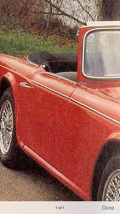 13 Best Triumph Tr4a images in 2016   Antique cars, Old