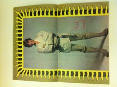 Vintage fold out poster - From Star Wars Supermag