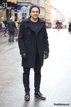 Stokholm Street Style by 'Colin'
