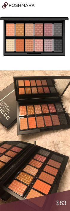 🌟💯Douccc Pro Eyeshadow Palette! 💯🌟 Super GORGEOUS Pro Eyeshadow palette by Doucc! 100% Authentic and Brand New 💯💯 This palette is all you need to create multiple looks for day and night!! 🌟💯🙌 Beyond creamy and pigmented! You can even wet the shadows for Extreme color payoff!! Also you can buy refills and replace because they are all magnetic!! 🌟🌟 Gifts with Purchase!! 😘😘 Bundle and SAVE!! Some shadows lightly swatched with a fan brush/ nearly even noticeable. Please see pics…