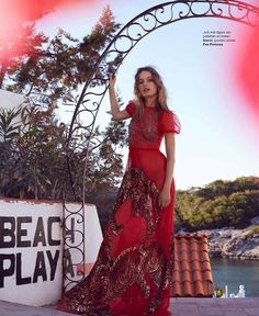 Marie Claire Netherlands July 2017 Esti van Balen by Katelijne Verbruggen