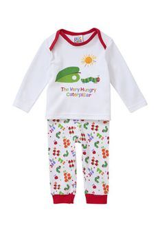 63b7d23ea625 The Very Hungry Caterpillar Top and Leggings Set from Clothing at Tesco Hungry  Caterpillar Nursery,
