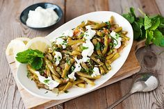 NYT Cooking: Turkish-Style Braised Green Beans