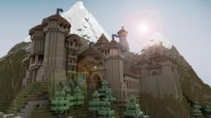 castle ideas minecraft - Google Search
