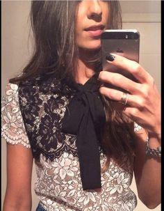 BLUSA JOSI- CLOUDE JEANS – Claudia Oliveira Oficial