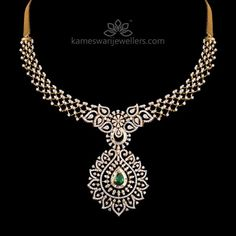 Jewellery For Girls against Estate Jewelers Near Me beneath Onyx Diamond Gold Pendant Necklace quite Diamond Necklace Online Diamond Necklace Set, Diamond Bangle, Diamond Jewelry, Indian Diamond Necklace, Diamond Choker, Gold Jewellery, Jewelry Necklaces, Circle Necklace, Dimond Necklace