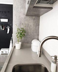 Perfume de manjericão  • • • #Cozinha #DaCasadaPati #Kitchen #Home #Decor #Interior #Casa #HomeDecor #MyHome
