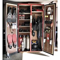 Gtr Diving Gear Storage Scuba Scubadiving Menstyle Men By Gallery Tr