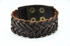 De cuero pulsera RZ0211 joyería pulsera brazalete por braceletcool