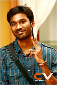 Dhanush New Stills See More: http://movies.chennaivision.com/tamil/actorsgallery.php?id=652