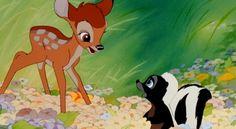 Bambi- I still love all the Disney Classics