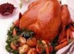 Juiciest Christmas turkey ever! Recipe