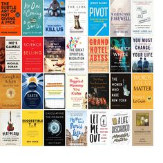 """Saturday, April 8, 2017: The Granville County Library System has three new bestsellers, one new audiobook, and 48 other new books.   The new titles this week include """"The Subtle Art of Not Giving a F*ck: A Counterintuitive Approach to Living a Good Life,"""" """"No One Is Coming to Save Us: A Novel,"""" and """"What Doesn't Kill Us: How Freezing Water, Extreme Altitude and Environmental Conditioning Will Renew Our Lost Evolutionary Strength."""""""