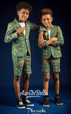Stylish ankara suit and shorts styles for kids, trendy ankara jacket styles for boys, latest ankara styles for kids, ankara styles for boys #ankara #ankarastyles #asoebi #asoebibella #africanprint #africanfashion #jackets