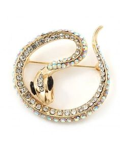 Creative Brooch Pin Womens Crystal Jewelry Brooch Pin Zircon Swan Brooch Shawl West Decoration Mothers Gift Badge Pin Lapel Pin