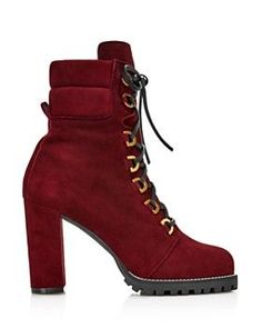 4d8dfb10556 Stuart Weitzman - Women s Shackleton Round Toe Suede Boots Designer Shoes  On Sale