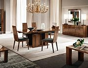 Memphis Extendible Dining table by Alf furniture | ALF Dining Room Furniture