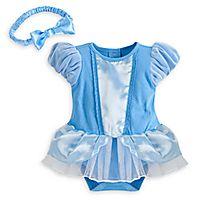 Cinderella Cuddly Costume Bodysuit for Baby