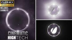 High Tech | Technology Logo Reveal