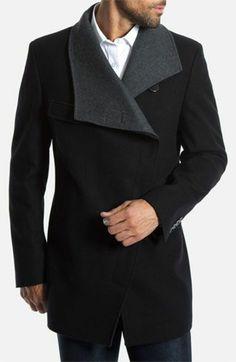 idée manteau de pascal labelle pour homme