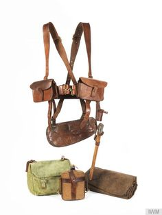 1914 Pattern Leather Equipment