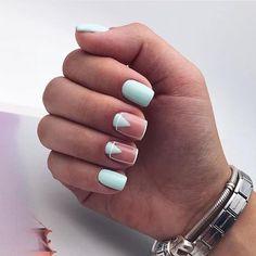 Simple Line Nail Art Designs You Need To Try Now line nail art design, minimalist nails, simple nails, stripes line nail designs Nail Manicure, Gel Nails, Nail Polish, Dream Nails, Love Nails, Perfect Nails, Gorgeous Nails, Stylish Nails, Trendy Nails