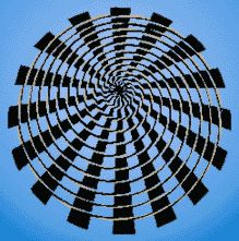 Spiral Illusion no.2 - http://www.moillusions.com/spiral-illusion-no2/