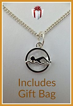 charmsandmore SILVER NECKLACE Sports Hobbies Swimmer Pendant Gift * FREE UK POSTAGE * Sterling silver plate necklace, 13mm swimmer pendant, your choice of necklace length. http://www.comparestoreprices.co.uk/december-2016-3/charmsandmore-silver-necklace-sports-hobbies-swimmer-pendant-gift-free-uk-postage-.asp