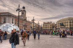 Puerta del Sol, Madrid (Spain), HDR | Flickr - Photo Sharing!