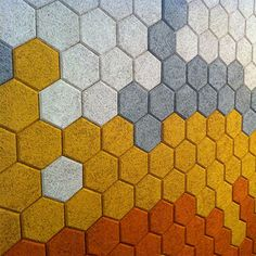carreaux hexagone - Recherche Google