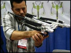 Diy Crossbow, Bowfishing, Bow Arrows, Slingshot, Archery, Hand Guns, Weapons, Hunting, Survival