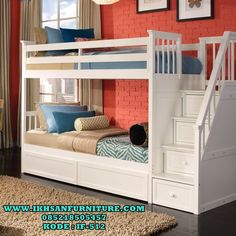 Bunk beds for teenagers girls white toddler bunk beds cool for girls kid cool bunk beds . bunk beds for teenagers girls cool Bed Design, Cool Bunk Beds, Loft Bed, Kid Beds, White Kids Furniture, Bunk Bed Plans, Bed, Loft Spaces, Space Bedding