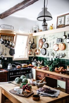 Julia Childs Kitchen
