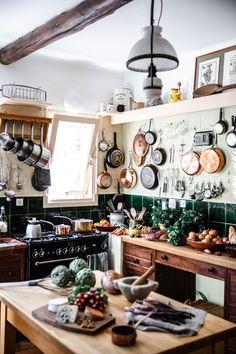 Julia Childs Kitchen