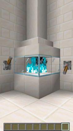 Project Minecraft, Craft Minecraft, Cool Minecraft Creations, Minecraft Redstone, Minecraft Cheats, Easy Minecraft Houses, Minecraft House Tutorials, Minecraft Room, Minecraft House Designs