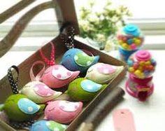 baby bird decoration - Buscar con Google