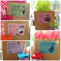 Oh- and more about the girls weekend! This coming weekend we will celebrate our 4th Annual Family Girls Weekend. This has become an amazing tradition where the women in my family (moms, sisters, cousins, aunts) get together and shop, eat, laugh 'til it hurts, and shop some more! (And by shop, you know I mean hit thrift stores …