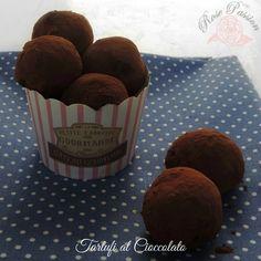 Tartufi al Cioccolato o... semplicemente Brigadeiro