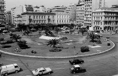 Omonia sq, Athens August 1989. Pic by Yannis Behrakis