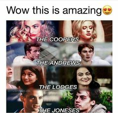 """""""I'm very well acquainted with how alluring the Jones men are."""" 😍 Look at them though 😍 The post """"I'm very well acquainted with how a… appeared first on Riverdale Memes. Kj Apa Riverdale, Riverdale Quotes, Riverdale Archie, Riverdale Funny, The Cw, Riverdale Wallpaper Iphone, Fandoms Unite, Zack E Cody, Riverdale Characters"""
